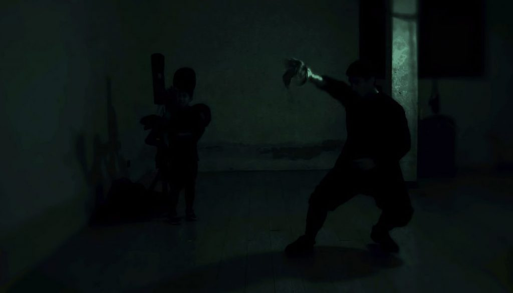 advanced_training_gradually_learn_to_fight_in_the_dark