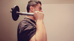 Train wrists and arms with weights to get fluidity
