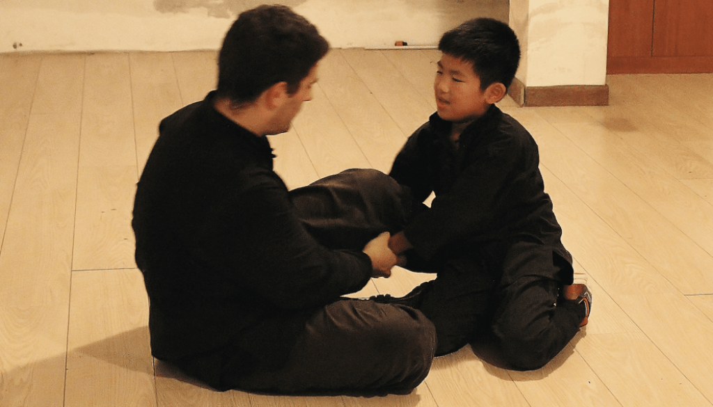 how_to_do_sparring