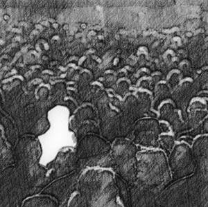 Be invisible in the crowd: preparation and clothing