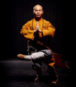 Shi De Yang: real master