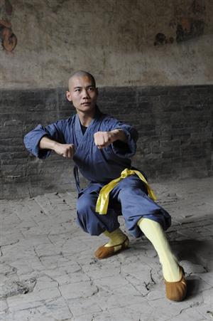 Shi Yan Ti: real master