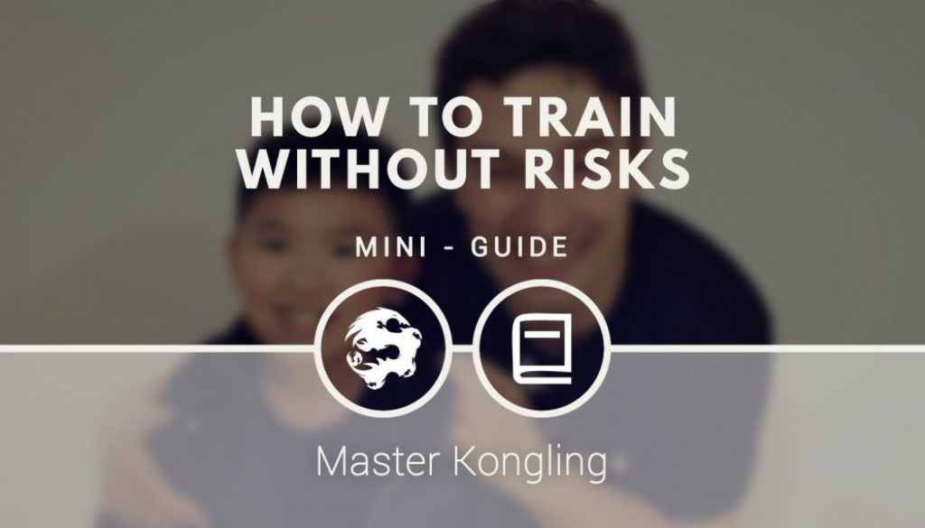 how_to_train_without_risks