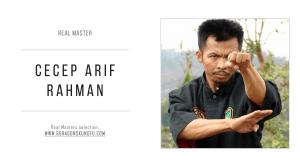 Cecep Arif Rahman: real master