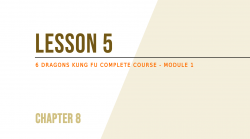 Lesson 5 – The types and methods of Qi Gong