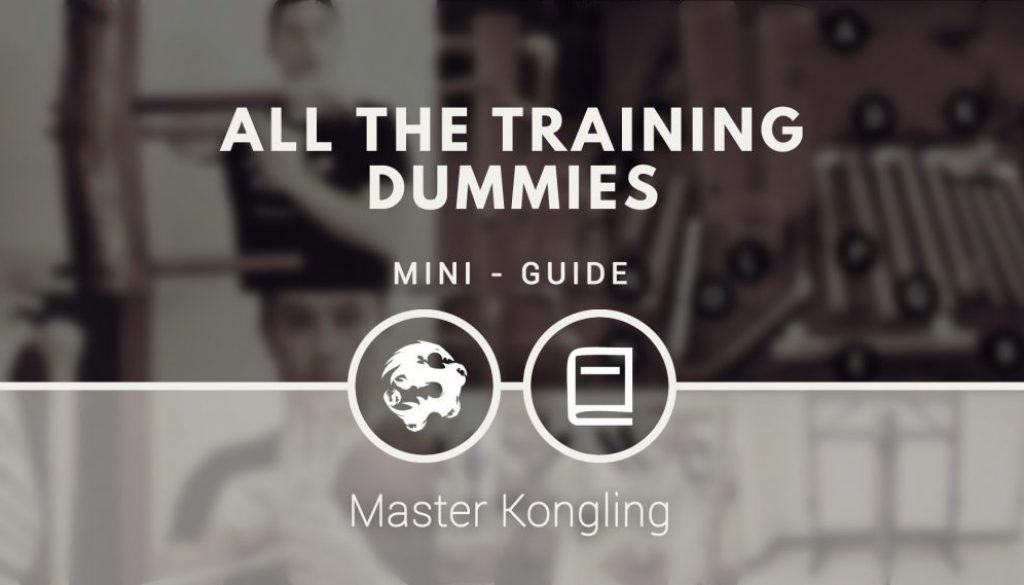all_the_training_dummies