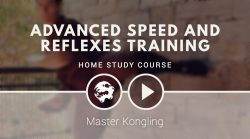 Fabric Cloth Training execution level 3 – Advanced speed and reflexes training