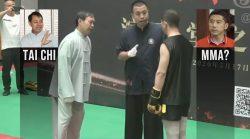 MMA (?) vs Tai Chi 30 seconds knock out: Ma Baoguo