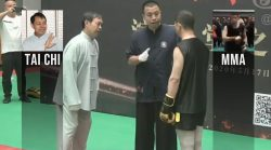 MMA vs Tai Chi 30 seconds knock out: Ma Baoguo